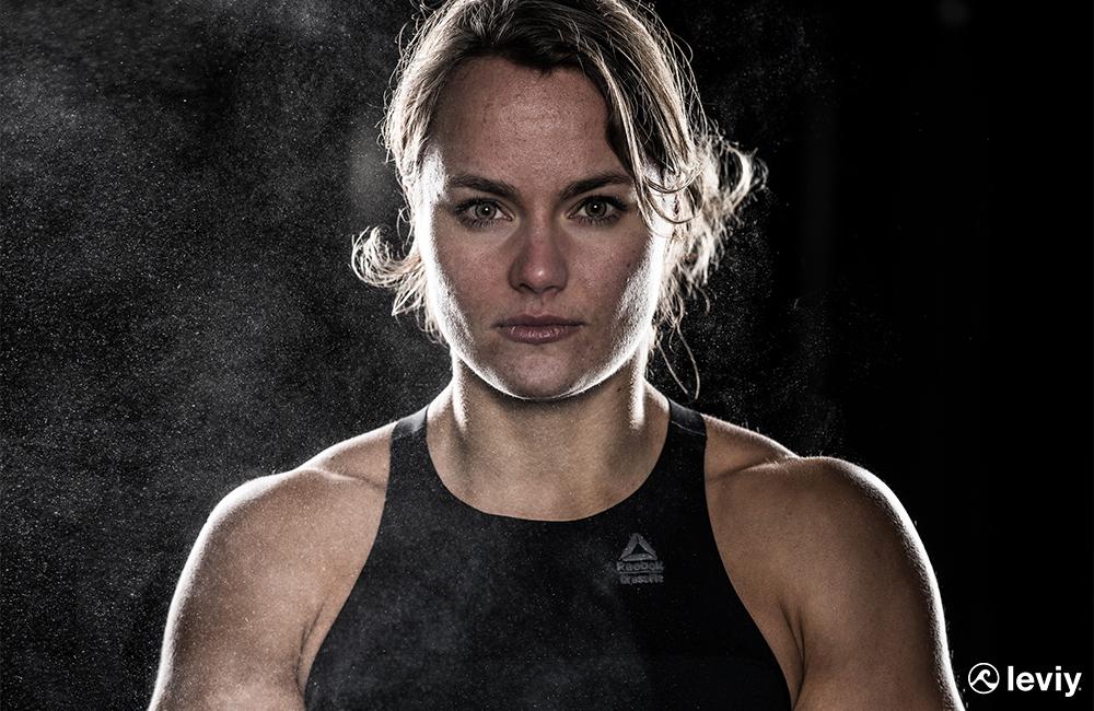Crossfit athlete Leonie